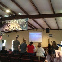 Photo taken at Calvary Comission by Josh L. on 6/27/2013