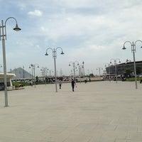 Photo taken at Koroğlu dayanacaqı by Shaiq I. on 6/17/2013