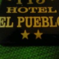 Photo taken at Hotel El Pueblo by Gerardo L. on 11/14/2013