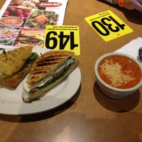 Photo taken at Jason's Deli by Brian A. on 5/25/2014