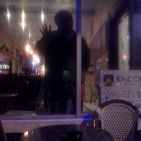 Photo taken at Bacchus Coffee & Wine Bar by Christian M. on 6/16/2013
