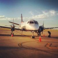 Photo taken at Aeropuerto Internacional de Rosario - Islas Malvinas (ROS) by Tomas D. on 11/14/2012