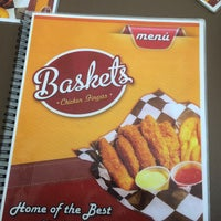 Photo taken at Baskets (Chicken Fingers) by Eduardo C. on 4/8/2017