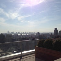 Photo taken at The Rooftop Of 39 East 29th St Ny Ny by Isaac S. on 4/7/2013