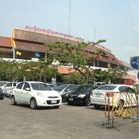 Photo taken at Bangkok Bus Terminal (Chatuchak) by Nut C. on 4/9/2013