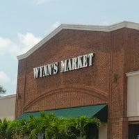 Photo taken at Wynn's Market by Jodie W. on 4/11/2013