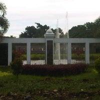 Photo taken at Universitas Hasanuddin by Zuhal D. on 4/12/2013