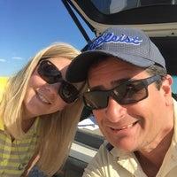 Photo taken at River Spirit Golf Club by Darren A. on 6/26/2015