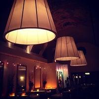 Photo taken at Café & Bar Lurcat by Logan M. on 4/2/2013