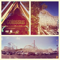 Photo taken at Colossus by Logan M. on 8/15/2013