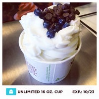Photo taken at Yogurtland by Logan M. on 9/29/2014