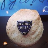 Photo taken at Sprinkles Cupcakes by Logan M. on 6/3/2013