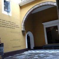 Foto tomada en Museo del Periodismo y Las Artes Gráficas (MUPAG) por Edgar B. el 7/20/2013