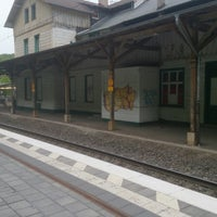 Photo taken at Bahnhof Ennepetal by Tennek A. on 5/22/2013