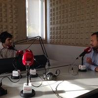 Photo taken at Castilla y León esRadio by Jose Esteban M. on 10/8/2013