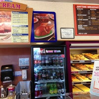Photo taken at Dunkin' Donuts by Anthony G. on 11/17/2012