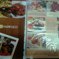 Photo taken at FairFood Bali (official) by Agus W. on 9/23/2013