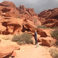 Foto tirada no(a) Red Rock Canyon National Conservation Area por Kira R. em 4/18/2013