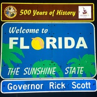 Photo taken at Alabama / Florida State Line by Kira R. on 5/19/2013