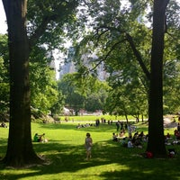 Photo taken at Central Park by Kira R. on 6/21/2013