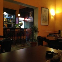 Photo taken at Restaurace Poja by Radek F. on 4/24/2013