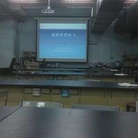 Photo taken at 國立臺灣大學醫學院 NTU College of Medicine by Jimmy Chun-Hsien F. on 4/30/2013