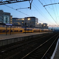 Photo taken at Station Den Haag Laan v NOI by Tijs B. on 2/13/2013