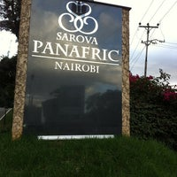 Photo taken at Sarova Panafric by Yempabo RG on 6/24/2013
