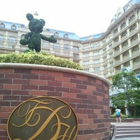 Photo taken at Tokyo Disneyland Hotel by Shin on 6/28/2013