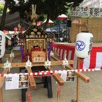 Photo taken at 長島西児童遊園 by Shin on 7/16/2017