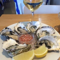 Photo taken at The Seafood Bar by Philip S. on 7/7/2014
