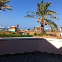 Photo taken at Sonesta Pharaoh Beach Resort by Mohamed R. on 6/29/2013