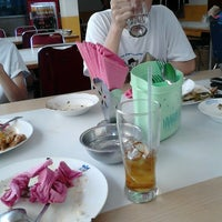 Photo taken at Nasi Padang Taman Kota by Alfin H. on 5/9/2013