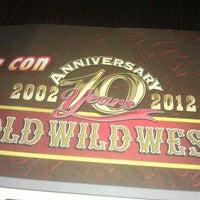 Foto scattata a Old Wild West da mauro p. il 11/6/2012