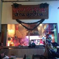 Photo taken at Στα όρθια by Xristina K. on 12/22/2012