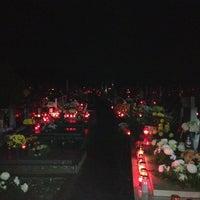 Photo taken at Donjogradsko Groblje by Domagoj H. on 11/1/2012