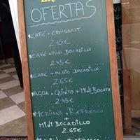 Photo taken at Bracafé by Pedro Rojas @SeniorManager on 2/21/2014