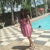 Photo taken at Aqua Cainta, Talisay by Mae M. on 11/3/2013