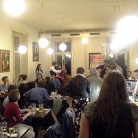 Photo taken at Café Podnebi by Kristýna M. on 5/7/2013