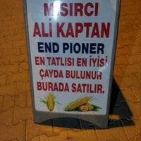 Photo taken at Atapark , Karataş by Selçuk R. on 9/14/2013