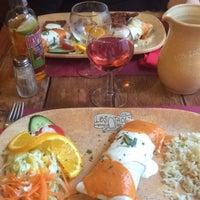 Photo taken at Los tacos by Mathilde V. on 5/2/2015