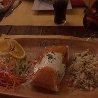 Photo taken at Los tacos by Mathilde V. on 11/1/2014