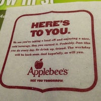 Photo taken at Applebee's Neighborhood Grill & Bar by 🐝🔞Mharky マ. on 6/17/2013
