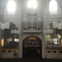 Photo taken at Amstelkerk by Diederik B. on 8/4/2016