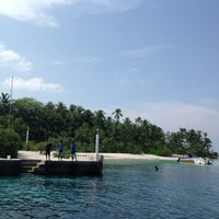 Photo taken at Asdu Sun Island by rushh on 5/11/2014