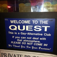Photo taken at The Quest Club by Stephanie C. on 12/14/2012