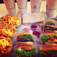 Photo taken at Shake Shack by Faisal A. on 6/24/2013
