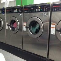 Photo taken at Celebrity Laundromat Cafe' by Eda A. on 3/29/2014