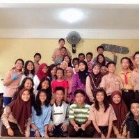 Photo taken at SMP Negeri 12 Surabaya by Putri H. on 6/21/2014