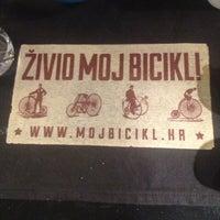 Photo taken at Udruga Moj bicikl by Helena P. on 7/12/2013